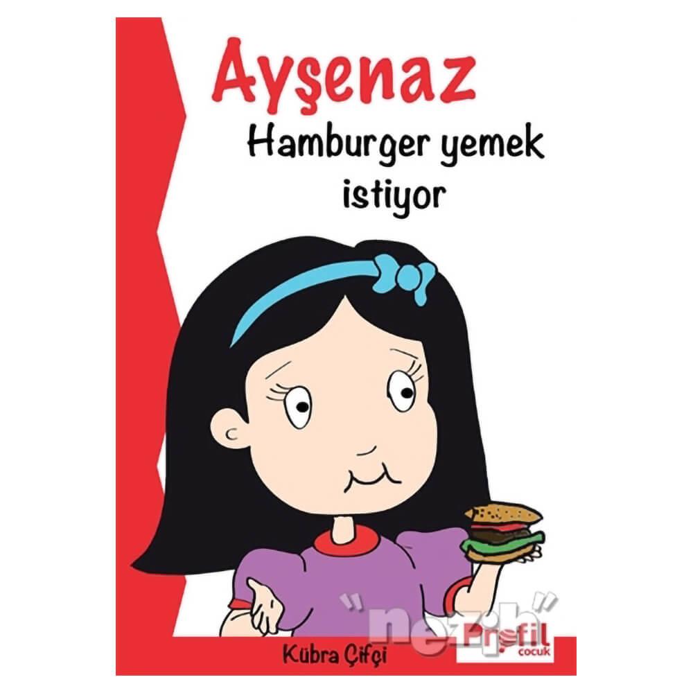 Aysenaz Hamburger Yemek Istiyor Nezih