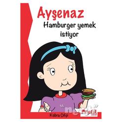 Ayşenaz Hamburger Yemek İstiyor - Thumbnail