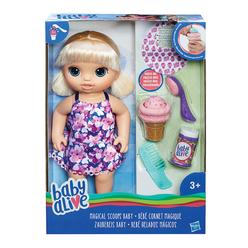 Baby Alive Bebeğimle Dondurma Zamanı C1090 - Thumbnail