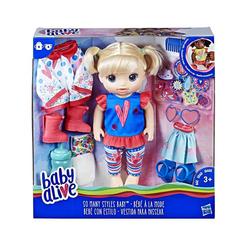 Baby Alive Bebeğimle Moda ZamanıE2101 - Thumbnail