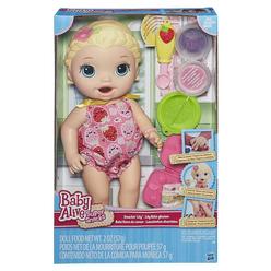 Baby Alive Lily İle Mama Eğlencesi B5013 - Thumbnail