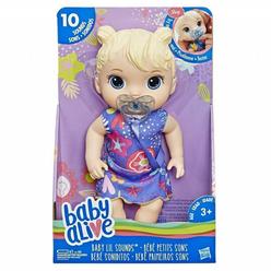 Baby Alive Sevimli Bebeğim E3690 - Thumbnail