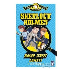 Baker Street Laneti - Sherlock Holmes (Ciltli) - Thumbnail