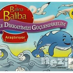 Balina Baliba ile Dikkatimizi Güçlendirelim - Araştırıyor - Thumbnail