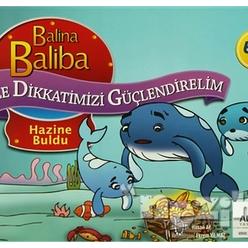 Balina Baliba ile Dikkatimizi Güçlendirelim - Hazine Buldu - Thumbnail