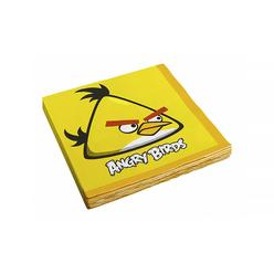 Balonevi Angry Birds Baskılı Kağıt Peçete 33x33 cm - Thumbnail
