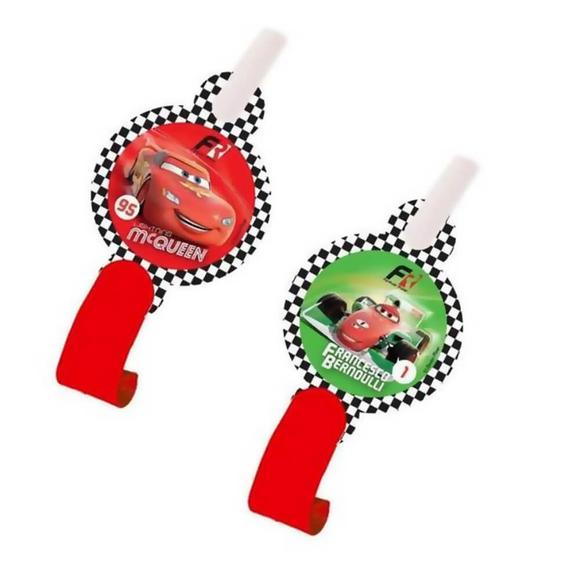 Balonevi Cars 3 Lisanslı Kaynanadili 6 Adet