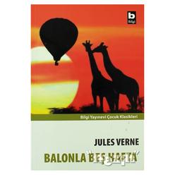 Balonla Beş Hafta - Thumbnail