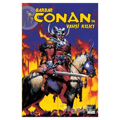Barbar Conan'ın Vahşi Kılıcı Cilt: 21 - Thumbnail