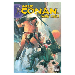 Barbar Conan'ın Vahşi Kılıcı Cilt: 22 - Thumbnail
