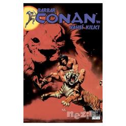 Barbar Conan'ın Vahşi Kılıcı Sayı: 12 - Thumbnail