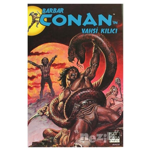 Barbar Conan'ın Vahşi Kılıcı Sayı: 8