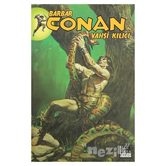 Barbar Conan'ın Vahşi Kılıcı Sayı:14