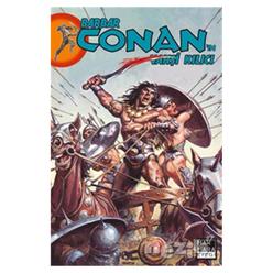 Barbar Conan'ın Vahşi Kılıcı Sayı:15 - Thumbnail