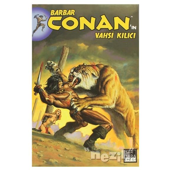 Barbar Conan'ın Vahşi Kılıcı Sayı:6