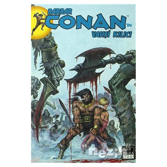 Barbar Conan'ın Vahşi Kılıcı Sayı:7