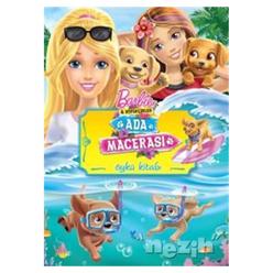 Barbie Ada Macerası Öykü Kitabı - Thumbnail