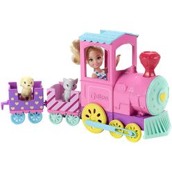 Barbie Chelsea ve Sevimli Treni FRL86 - Thumbnail