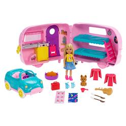 Barbie Chelsea'nin Karavanı FXG90 - Thumbnail