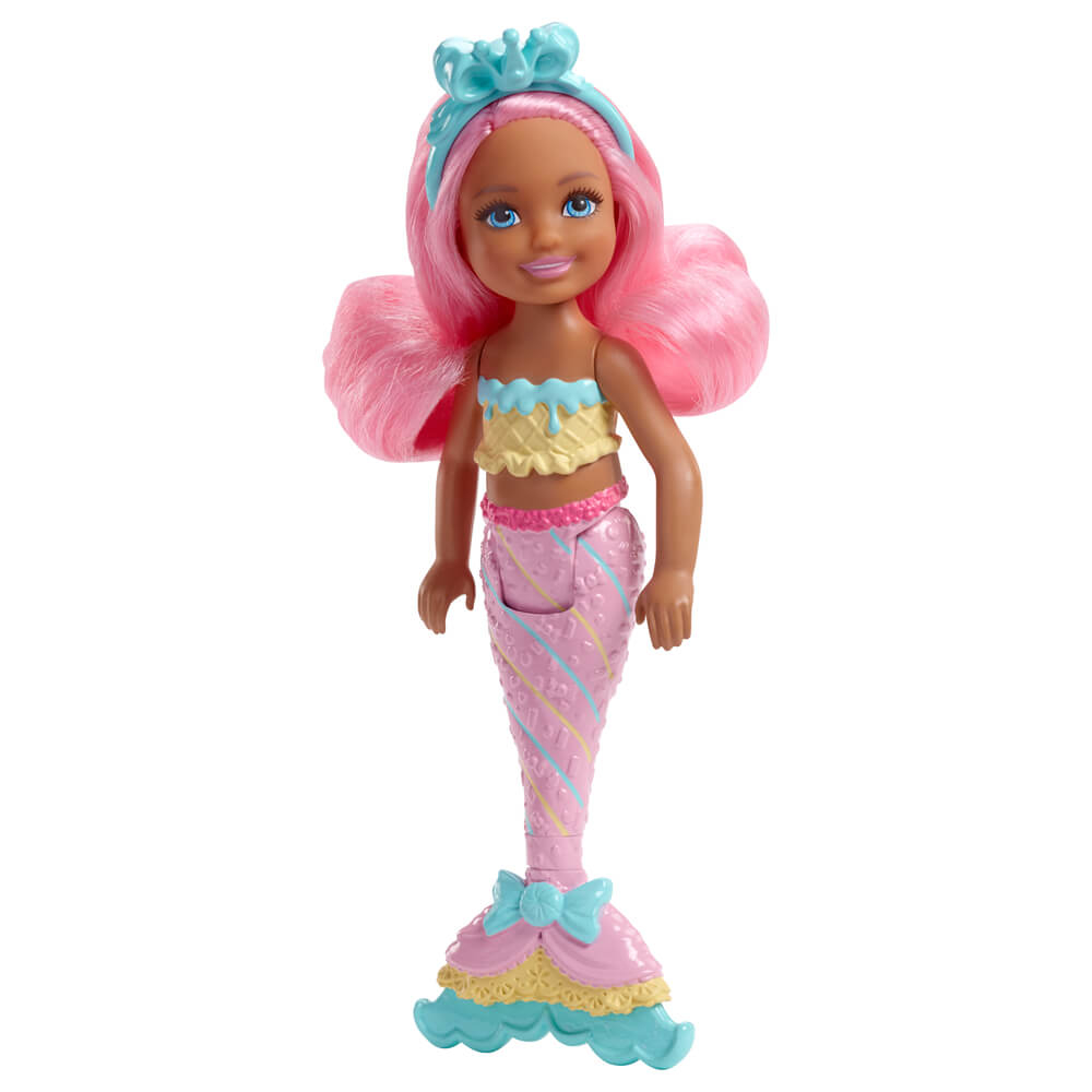 Barbie Dreamtopia Chelsea Denizkizi Bebekleri Fkn03 Nezih