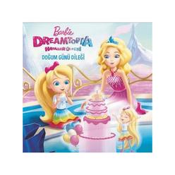 Barbie Dreamtopia Hayaller Ülkesi - Doğum Günü Dileği - Thumbnail