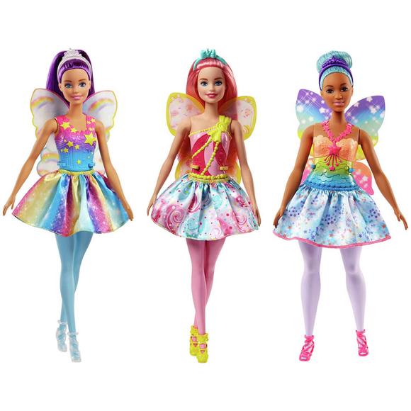 Barbie Dreamtopia Peri Bebekler FXT00