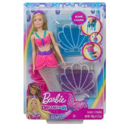 Barbie Dreamtopia Slime Kuyruklu Denizkızı GKT75 - Thumbnail