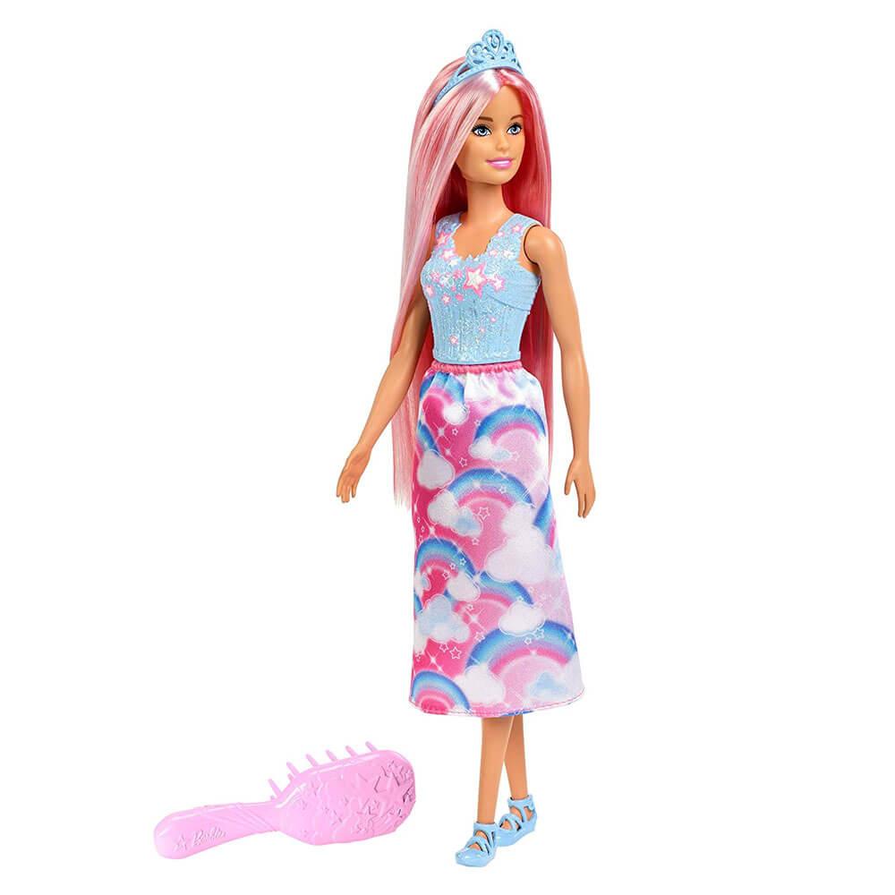 Barbie Dreamtopia Uzun Sacli Prenses Fxr94 Nezih