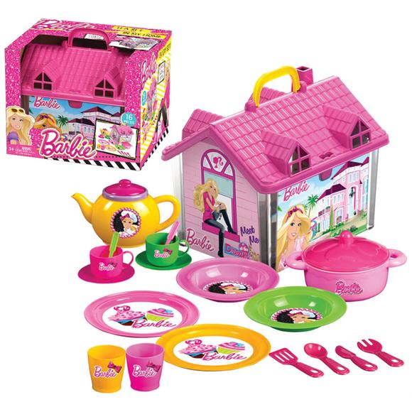 Barbie Ev Çay Seti 01816