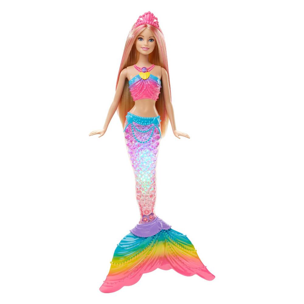 Barbie Isiltili Gokkusagi Denizkizi Dhc40 Nezih
