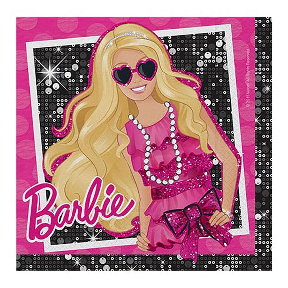 Barbie Kağıt Peçete 16'lı