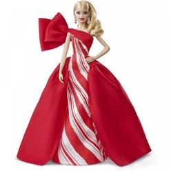 Barbie Mutlu Yıllar Bebeği 2019 FXF01 - Thumbnail