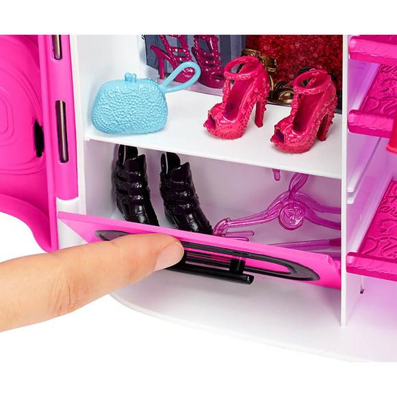 Barbie Pembe Gardop DMT57