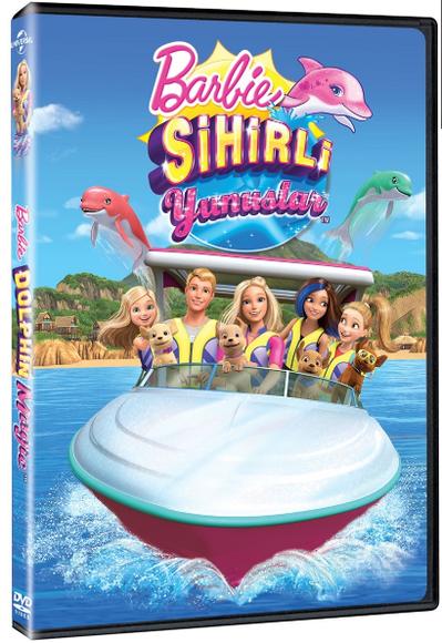 Barbie Sihirli Yunuslar - DVD