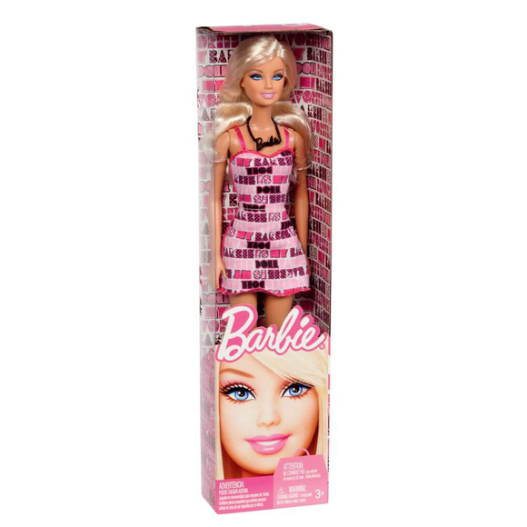 Barbie Şık Barbie T7439