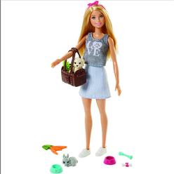 Barbie ve Sevimli Hayvan Arkadaşları Fpr48 - Thumbnail