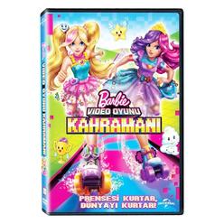Barbie Video Game Hero - Barbie Video Oyun Kahramanı - DVD - Thumbnail