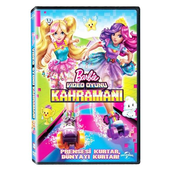 Barbie Video Game Hero - Barbie Video Oyun Kahramanı - DVD