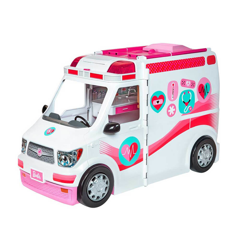 Barbie Nin Ambulansi Frm19 Nezih