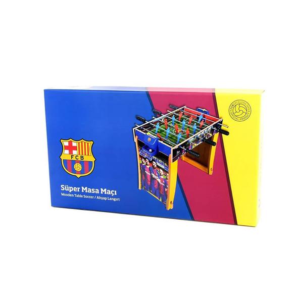 Barcelona Süper Masa Maçı 804