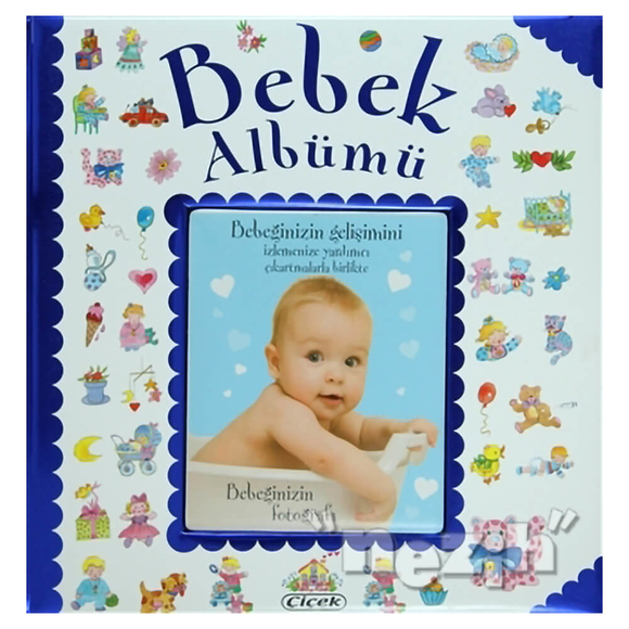 Bebek Albümü (Mavi)