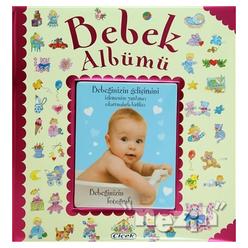 Bebek Albümü (Pembe) - Thumbnail