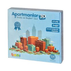 Bemi Ahşap Apartmanlar 1574 - Thumbnail
