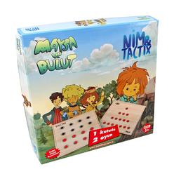 Bemi Toys Nim Tactix Maysa Ve Bulut Ahşap 1222 - Thumbnail