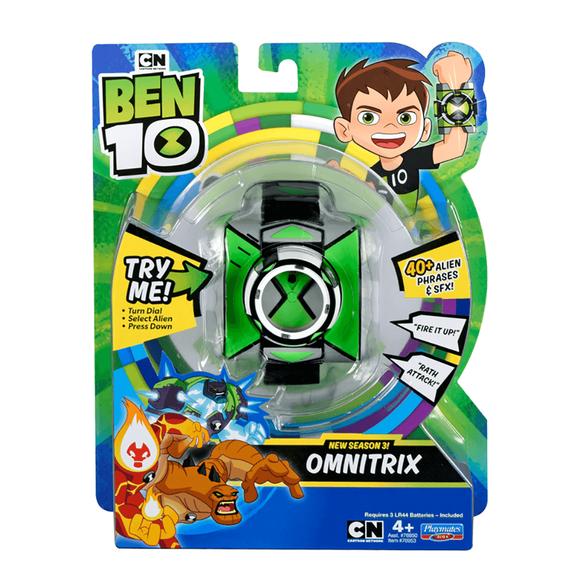 Ben 10 Omnitrix S2-76953