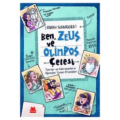 Ben, Zeus ve Olimpos Çetesi - Thumbnail