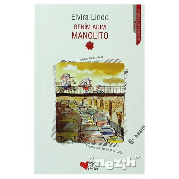 Benim Adım Manolito 1. Kitap
