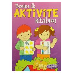Benim İlk Aktivite Kitabım - Mor Kitap - Thumbnail