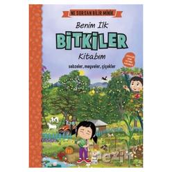 Benim İlk Bitkiler Kitabım - Ne Sorsan Bilir Minik - Thumbnail
