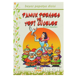 Beyaz Papatya Dizisi - Pamuk Prenses ve Yedi Cüceler - Thumbnail